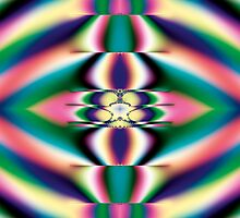 Rainbow Mirror by Vac1