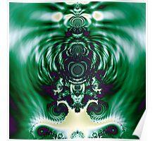 Green Bell Poster