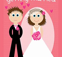 Wedding - We're Getting Married! by Emma Holmes