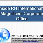 The corporate office of RH International by rhiltd