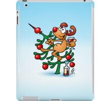Rudolph the Red Nosed Reindeer iPad Case/Skin