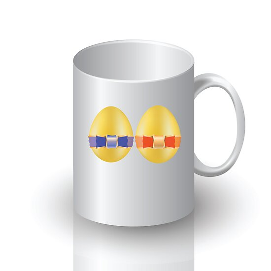 easter mug  by valeo5