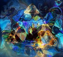 """""""Sapphire and Amber"""" by Jaanika Talts"""