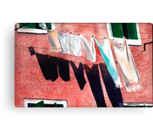 Get Some Fresh Air Canvas Print