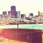 San Francisco by micheal cummins