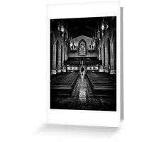 Metropolitan United Church 2 Toronto Canada Greeting Card