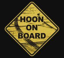 HOON on Board by theflipimage