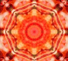 Fractal Molecule by Curt Vinson