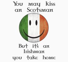 Kiss of the Scottish by Soup460