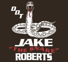 Jake The Snake Roberts by SwiftWind