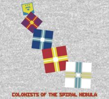 Design 2: Colonists of the Spiral Nebula by 3DaysMade