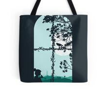 Mad World II Tote Bag