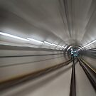 Underground tunnel by Marcidog
