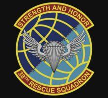 38th Rescue Squadron Kids Clothes