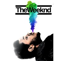The Weeknd - Smoking (iPod/iPhone Case) by YungFly413