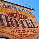 Oatman Hotel Sign by tvlgoddess