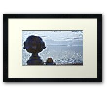 dimention Framed Print