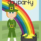 Saint Patrick's Day - Party Invitation by Emma Holmes