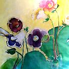 Pansies  by maddym