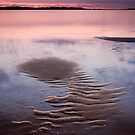 Sand Shapes on a Rising Tide by Alex Fricke
