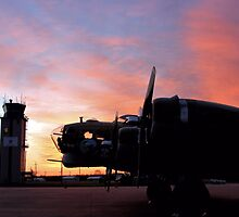 North Texas Regional Airport - B17 by aprilann