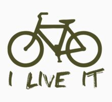 Cycling - I Live It by PaulHamon