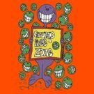 Grump Free Zone by Sammy Nuttall