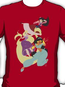 Super Princesses  T-Shirt
