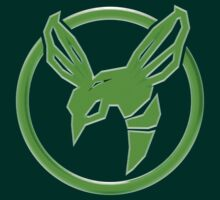 Green Hornet Logo Metallic Type 2 by Akuma91