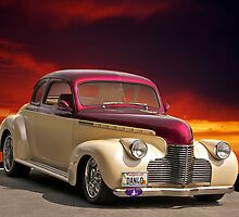 1940 Chevrolet Coupe by DaveKoontz