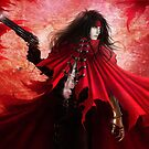 Vincent Valentine by KKoji