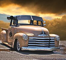 Praise the Low'rd ... 1950 Chevy Pick Up by DaveKoontz