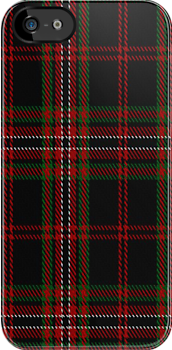 02168 Valdres, Kvan, & Vang #3 District Tartan Fabric Print Iphone Case by Detnecs2013