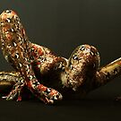 Snakewoman III by ARTistCyberello