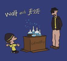 Walt & Jesse by Baznet