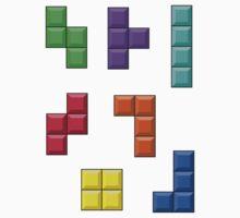 Tetris by Jacqueline Chu
