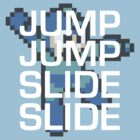 Mega Man: Jump Jump Slide Slide by holeymoley
