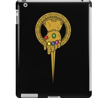 The Hand Of Infinity iPad Case/Skin
