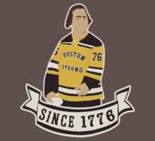 Samuel Adams - Boston Strong by DCVisualArts