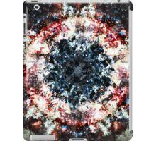 Glitch Kaleidoscope #1 iPad Case/Skin