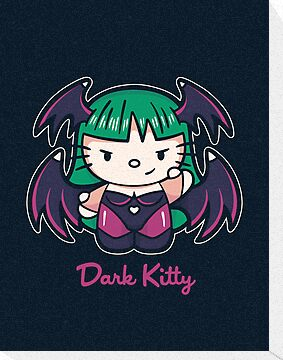 Dark Kitty by victorsbeard