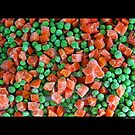 Frozen Vegetables - Peas And Carrots by © Sophie Smith