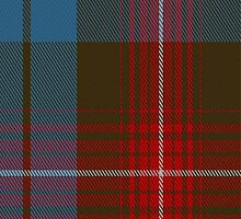 02183 Confused Arran, (Unidentified #5) Tartan Fabric Print Iphone Case by Detnecs2013