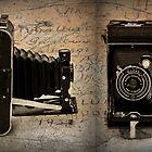 Vintage Kodak by Barb Leopold