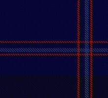 02197 Royal Blue Blazes, (Unidentified #19) Tartan Fabric Print Iphone Case by Detnecs2013