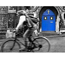 Cycle of Passing Religion Photographic Print