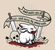 The Rabbit of Caerbannog T-Shirt