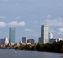 Head of the Charles Boston by TWCreation
