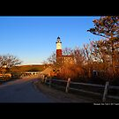 Montauk Point Lighthouse - Montauk, New York  by © Sophie Smith