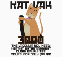 KAT VAK 3000! by TheRandomFandom
